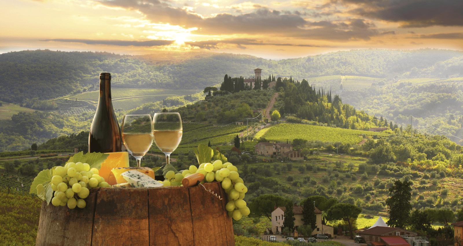 Tuscany & Beyond