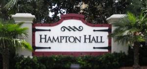 Hampton Hall Blufftoon SC