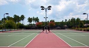 Hampton Hall Bluffton SC Tennis