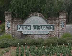 Palmetto Hall Plantation Real Estate