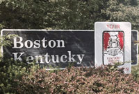 Boston-Kentucky