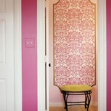 Wallpaper Vs Paint your new home: paint or wallpaper?
