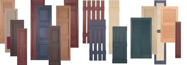 Your Choice for Exterior Shutters – Rot or Not to Rot?