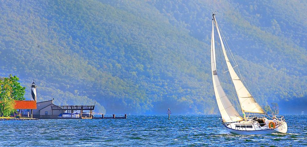 Cruising Amp Sailing At Smith Mountain Lake Jane Sullivan