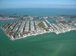 Key Colony Beach aerial 3
