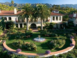 The Four Seasons Biltmore Resort in Montecito