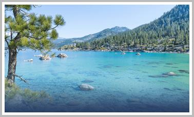 Tahoe-Truckee Area
