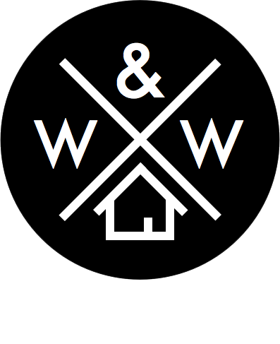 Wolf & Wolf Real Estate Logo